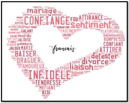 Des mots doux pour la Saint-Valentin ?