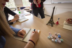 Intensive French Course A2.2 |July| Keizersgracht 316 (19/07-23/07/2021)