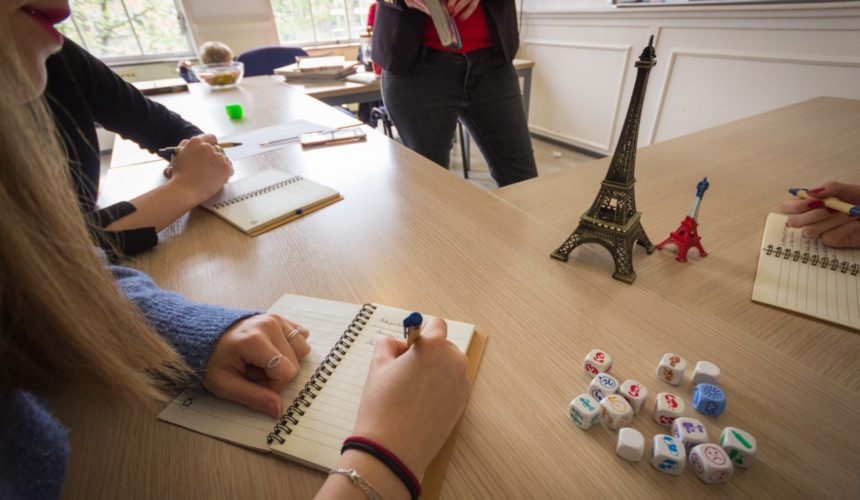Pre-teen, French course for non-French speakers (Level 2) SATURDAYS 10.30am – 11.30am (28/8/2021 – 9/7/2022)
