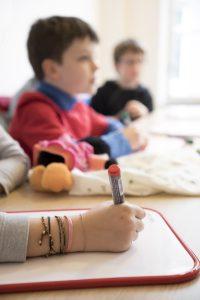 7-8 ans  (niveau 2, lire et écrire en français), course for French speakers, SATURDAYS  11:40am-12:40pm (28/8/2021 – 9/7/2022)
