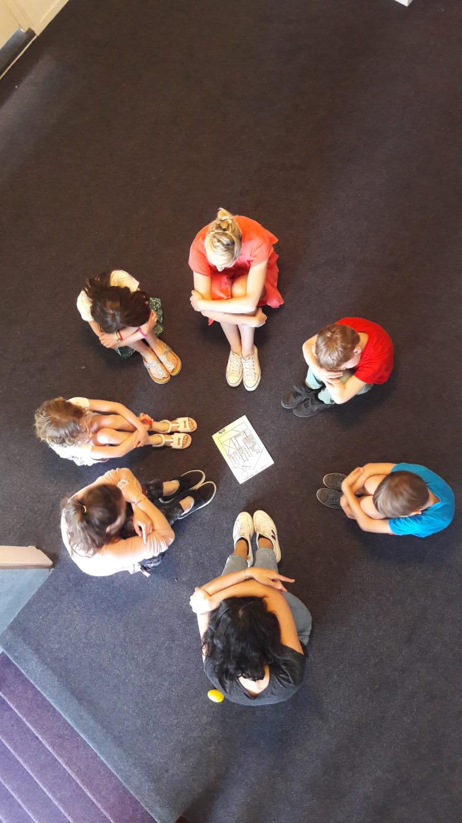 Cours enfant - Paques à l'école de français