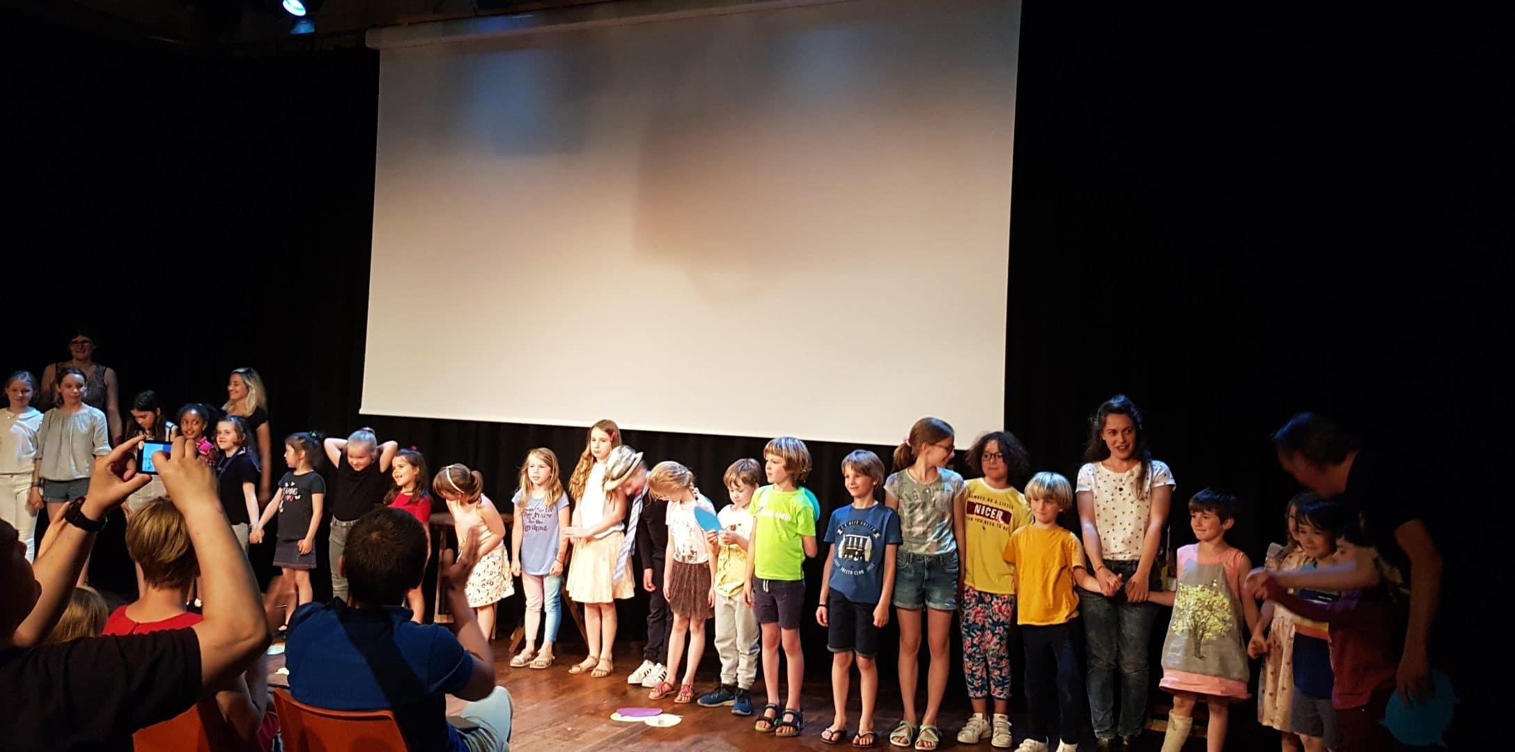 Final spectacle enfant juin 2019