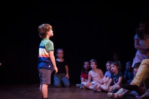 7 – 11 ans, initiation au théâtre Vendredi 16h45 – 17h45 21/8/2020 -18/6/2021