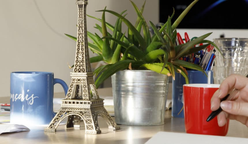 French Course For Beginners A1.1 Wednesday 8.15pm-9.45pm (20/01/2021 – 06/04/2021)
