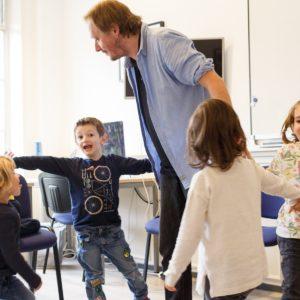 3 – 6 ans, Cours de théâtre, Drama course for children Wednesday 3.45pm-4.35pm   SINGLE CLASS 