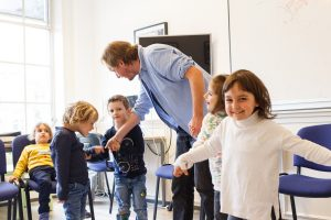3 – 6 years old, Introduction to Acting Course Thursdays 4:45pm – 5:35pm