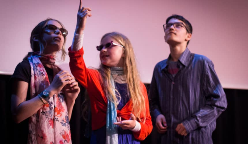 Theater for Teenagers Who Grow Up in a French Speaking Environment Wednesdays 4.45pm-5.45pm 19/8/2020 – 9/6/2021