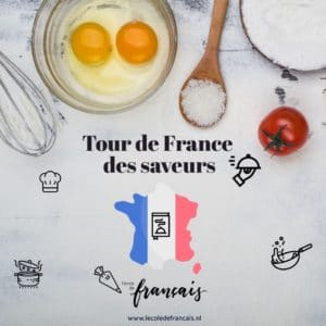 Flavour of France food tour, Fridays |ONLINE| 1pm-3pm, 17/04-10/07/2021