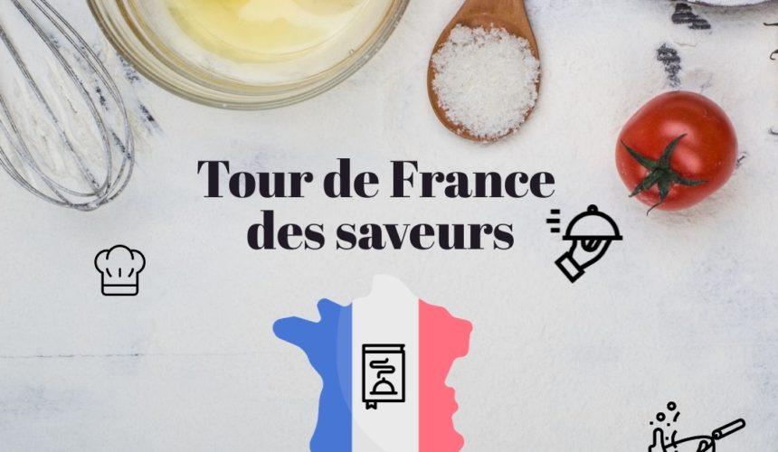 Flavour of France food tour, Fridays |ONLINE| 1pm-3pm, 17/04-10/07/2021