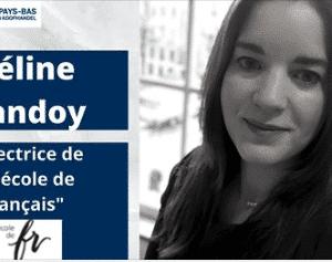 Portraits de femmes | CCI France Pays-Bas : Céline Dandoy
