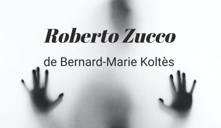 Autour du livre B2&C1 |ONLINE| Roberto Zucco de  Bernard-Marie Koltès – Wednesdays 6pm-8pm (02/06-07/07/2021)