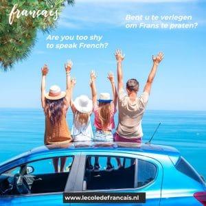 Francais en action, conversation course for A1.2 & A2 | ONLINE | Thursdays 15/07-19/08/2021, 8.15pm-9.45pm