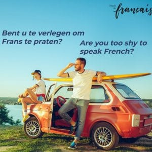 Francais en action, conversation course for A1.2 & A2   ONLINE   Mondays 12/07-16/08/2021, 3pm-4.30pm