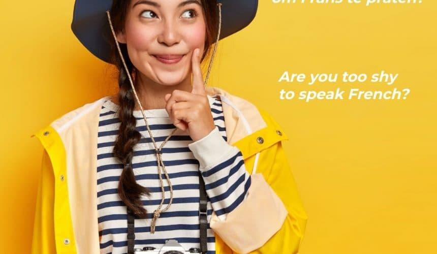 Francais en action- Conversation course for B1 & B2 | ONLINE | Mondays 12/07-16/08/2021, 3pm-4.30pm