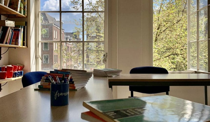 SEMI INTENSIVE FRENCH COURSE FOR B1.1 AUGUSTUS – | Keizersgracht 316| MONDAYS & WEDNESDAYS 02/08-18/08/2021  (6pm-9pm)