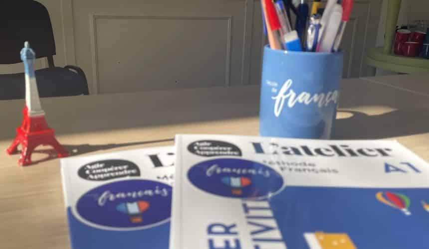 General French course for total beginners A1.1 Mondays  10am-12pm  | Keizersgracht 316| [6/9-29/11]