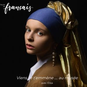 Viens, je t'emmène … au musée ! |JULY| 7 to 10 y/o French speakers and non French speakers